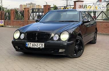 Mercedes-Benz E 430 2000 в Ивано-Франковске