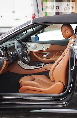 Кабриолет Mercedes-Benz E 450 2019 в Виннице