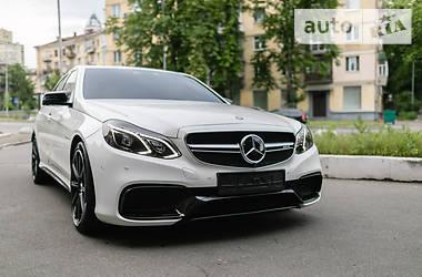 Mercedes-Benz E 63 AMG 2014 в Киеве