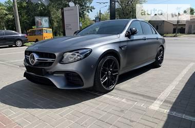 Mercedes-Benz E 63 AMG 2018 в Днепре