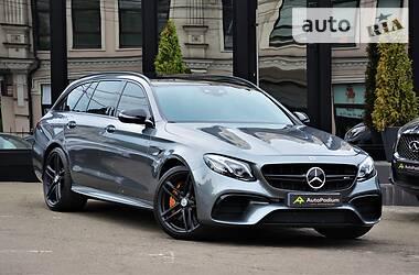 Универсал Mercedes-Benz E 63 AMG 2018 в Киеве
