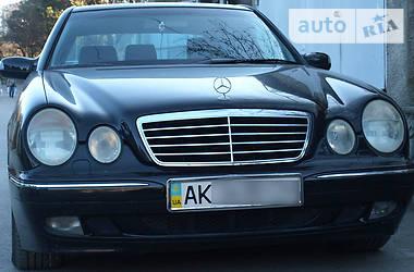 Mercedes-Benz E-Class 2001 в Херсоне