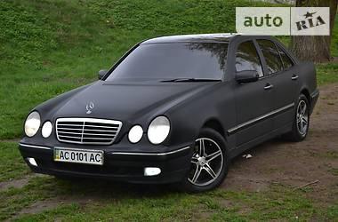 Mercedes-Benz E-Class 2001 в Владимир-Волынском