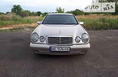 Mercedes-Benz E-Class 1997 в Запорожье