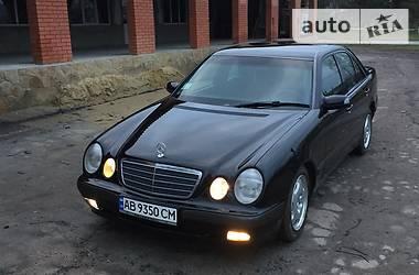 Mercedes-Benz E-Class 320 2000