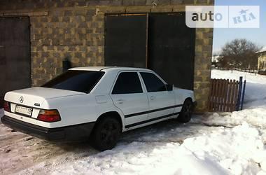 Mercedes-Benz E-Class 1988