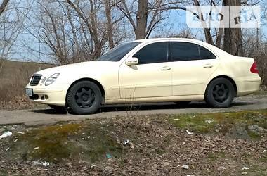 Mercedes-Benz E-Class 2007