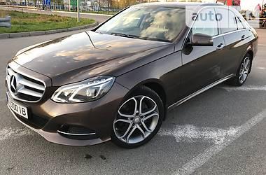 Mercedes-Benz E-Class 2014 в Киеве