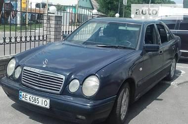 Mercedes-Benz E-Class 1997 в Днепре