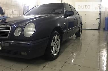Mercedes-Benz E-Class 1999 в Иршаве