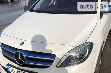 Mercedes-Benz Electric Drive 2015 в Тернополі