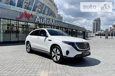 Внедорожник / Кроссовер Mercedes-Benz EQC 2020 в Киеве