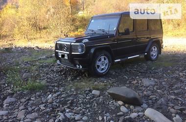 Mercedes-Benz G 300 1990 в Тячеве