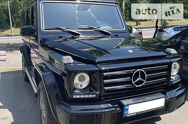 Внедорожник / Кроссовер Mercedes-Benz G 350 2015 в Днепре