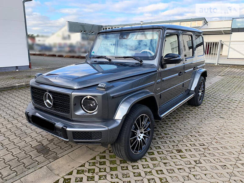 Mercedes-Benz G 400 2019 в Киеве