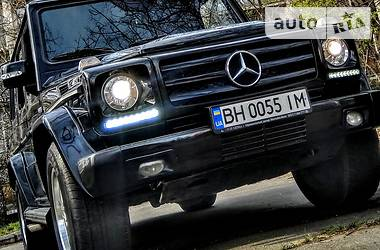 Mercedes-Benz G 55 AMG 2001 в Одесі
