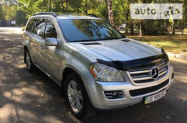 Mercedes-Benz GL 320 2008 в Черновцах