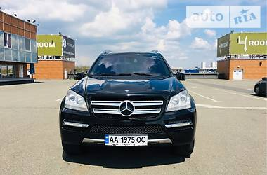 Mercedes-Benz GL 350 2011 в Киеве