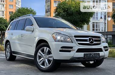Mercedes-Benz GL 350 2011 в Ивано-Франковске