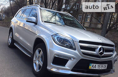 Mercedes-Benz GL 350 2013 в Киеве