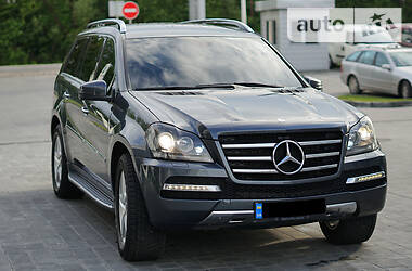Mercedes-Benz GL 350 2012 в Богородчанах