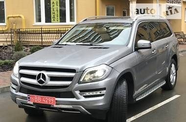 Mercedes-Benz GL 350 2015 в Киеве