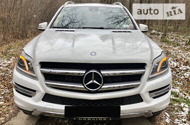 Mercedes-Benz GL 350 2015 в Моршине
