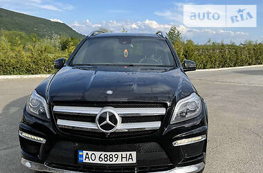 Mercedes-Benz GL 350 2013 в Виноградове