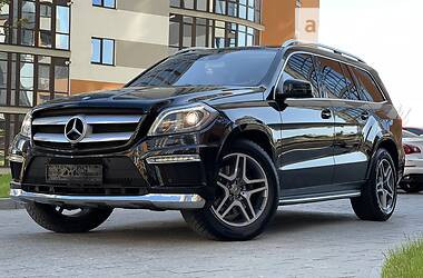 Mercedes-Benz GL 350 2014 в Ивано-Франковске