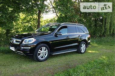 Mercedes-Benz GL 450 2015 в Ивано-Франковске