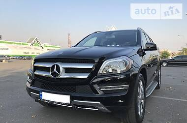 Mercedes-Benz GL 450 2014 в Киеве