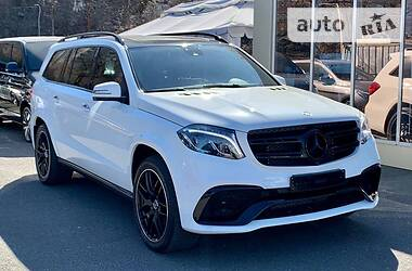 Mercedes-Benz GL 450 2015 в Киеве