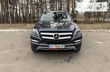Позашляховик / Кросовер Mercedes-Benz GL 450 2013 в Харкові