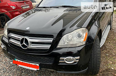Mercedes-Benz GL 450 2007 в Киеве