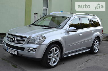 Mercedes-Benz GL 500 2008 в Ровно