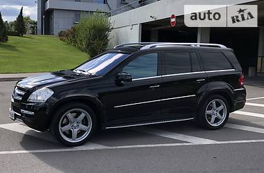 Mercedes-Benz GL 500 2011 в Киеве