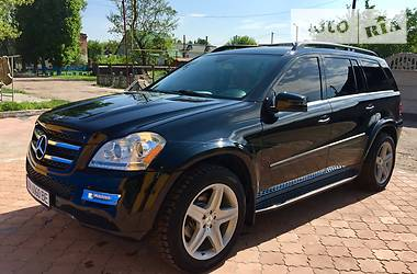 Mercedes-Benz GL 550 2007