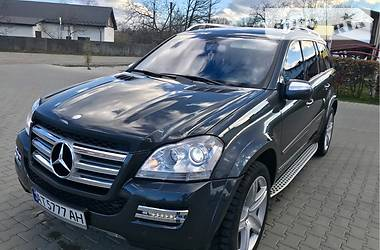 Mercedes-Benz GL 550 2010 в Косове