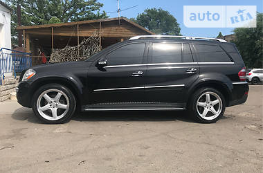 Mercedes-Benz GL 550 2008 в Николаеве