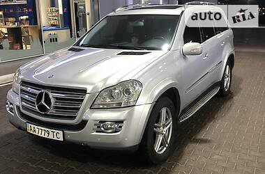 Mercedes-Benz GL 550 2007 в Киеве