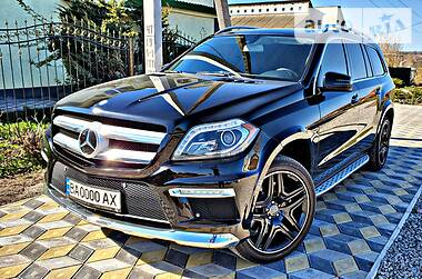 Mercedes-Benz GL 550 2013 в Кривом Роге