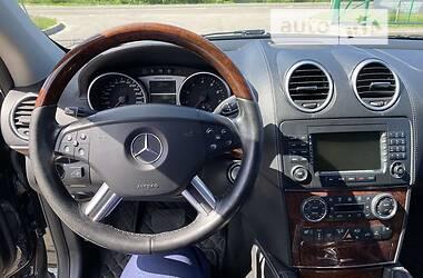 Внедорожник / Кроссовер Mercedes-Benz GL 550 2008 в Киеве