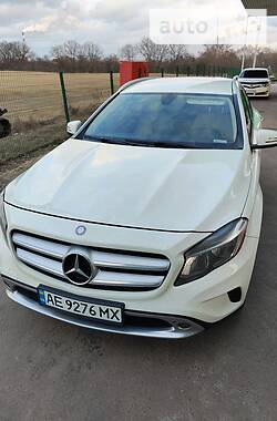 Mercedes-Benz GLA 250 2016 в Днепре