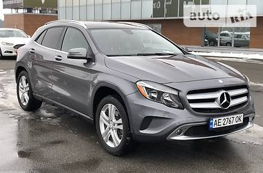Mercedes-Benz GLA 250 2015 в Киеве