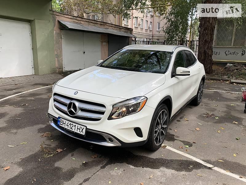 Mercedes-Benz GLA-Class 2017 в Одессе
