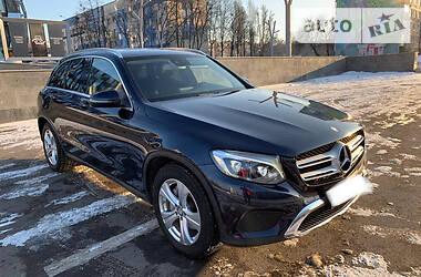 Mercedes-Benz GLC 220 2015 в Харькове