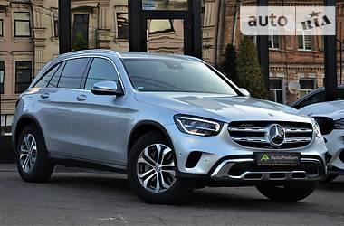 Внедорожник / Кроссовер Mercedes-Benz GLC 220 2020 в Киеве