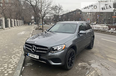 Mercedes-Benz GLC 300 2017 в Запорожье