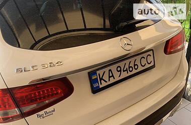 Позашляховик / Кросовер Mercedes-Benz GLC 300 2019 в Києві