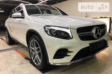 Mercedes-Benz GLC Coupe 2017 в Киеве